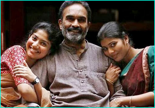 Where Is Sai Pallavi's Dad?