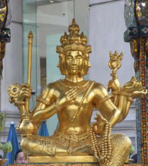 థాయ్లాండ్లో బ్రహ్మదేవుని ఆలయం