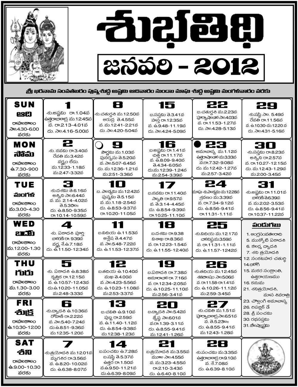 Anandi Vastu Calendar 2015 Pdf
