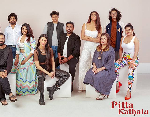 Pitta Katha Movie Posters