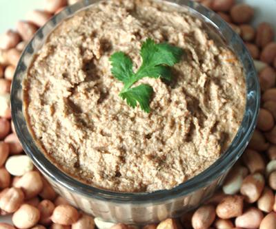 Onion Peanut Chutney Recipe