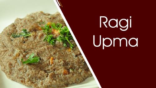 Ragi Upma Recipes