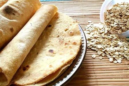 Cauliflower Chapathi