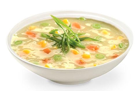 Healthy soups