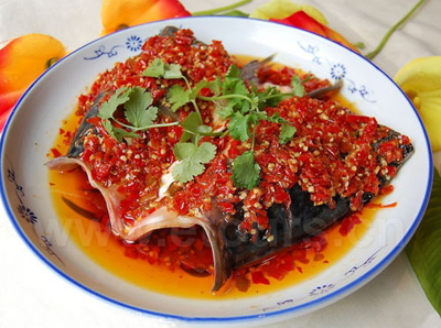 Hunan Style Fish