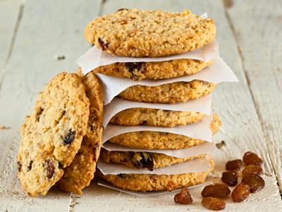 Yummy Oatmeal Cookies