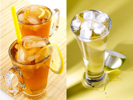Quick and Easy Iced Tea Recipe