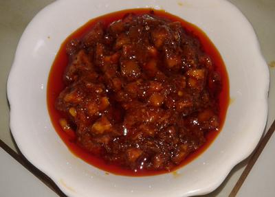 Mango Menthi Badhalu