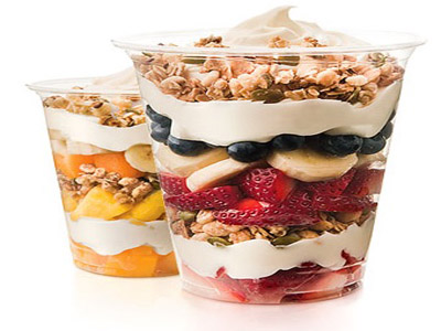 Parfaits for Busy Mornings