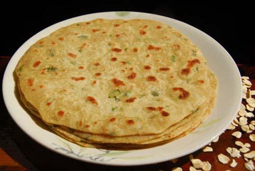 Tasty  Oats Paratha