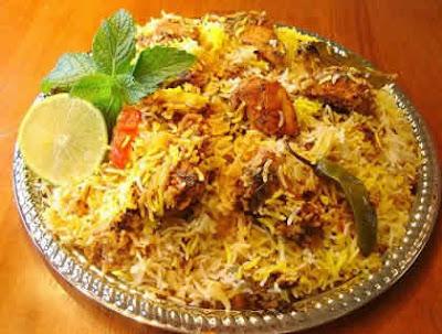 Hyderabadi Biryani Recipe Pdf