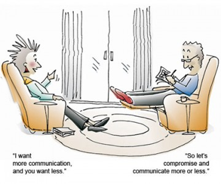 Compromise | Compromising Cartoons and Comics funny ...