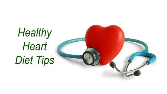 Healthy Heart Diet Tips