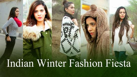 Indian Winter Fashion Fiesta Winter Fashion Winter Dressing Up Fashion Tips In Winter