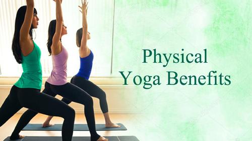 Physical Yoga Benefits