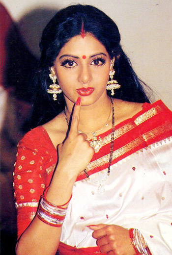 sridevi hot bikini photos