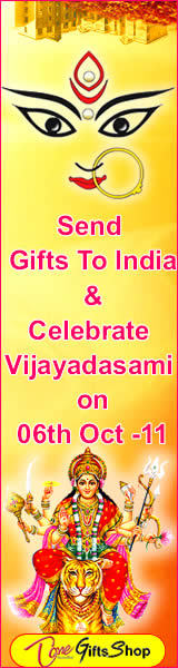 send Dasara 2011 Special Gifts