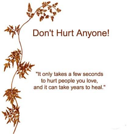 Plz Dont Hurt Anyone Quotes Hurt Quotes Quotes Love Hurts Hurt Feelings Quotes Feelings Quotes
